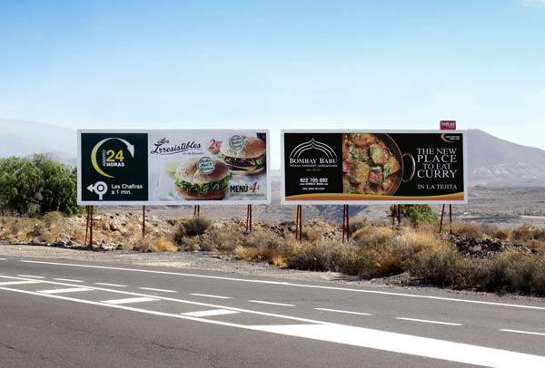 Ventajas de contratar soluciones de publicidad exterior para tu empresa en Tenerife.