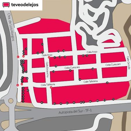 Señalización para empresas - Estudio de ubicaciones.