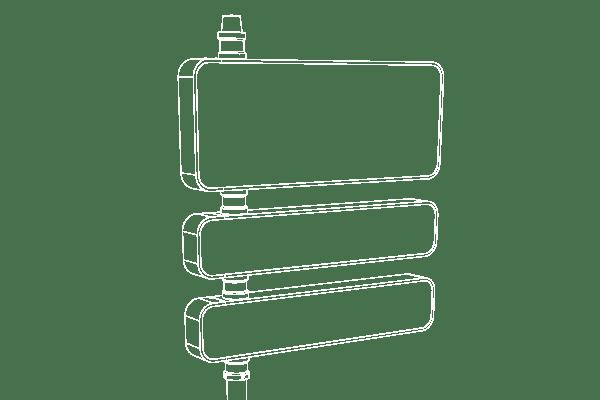 Señalética - Soportes de señalización